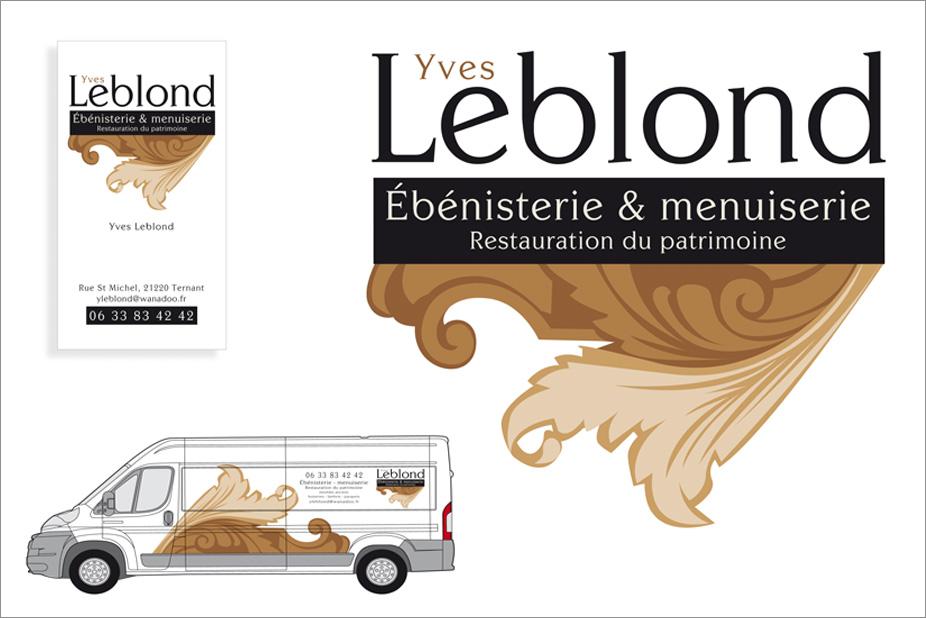Yves Leblond - Identité visuelle