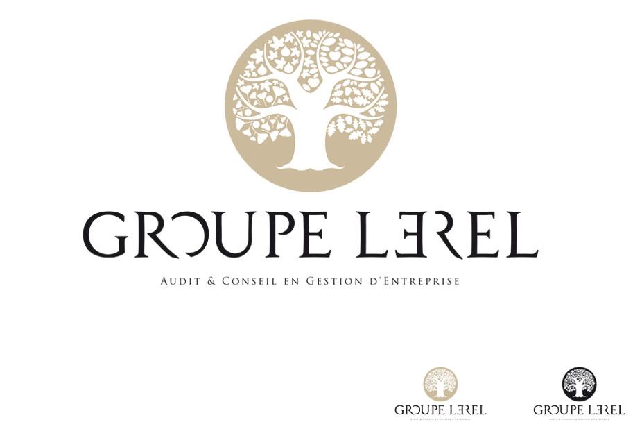 Groupe Lerel - Identité visuelle, projet - Agence Claire Contamine RP & Stratégies