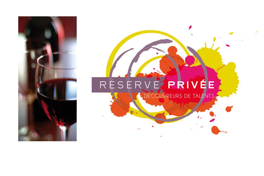 Réserve Privée - Identité visuelle